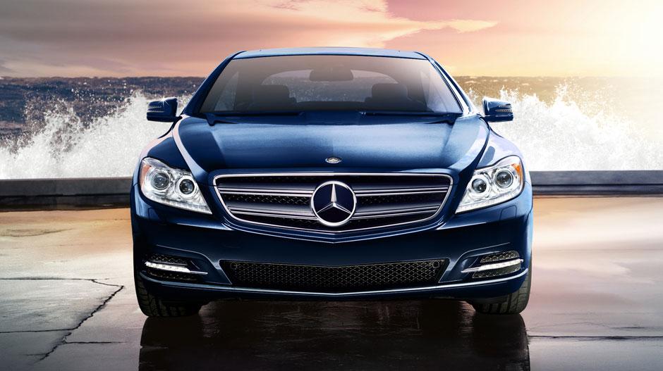 Mercedes Benz 2014 CL CLASS COUPE GALLERY 021 GOE D