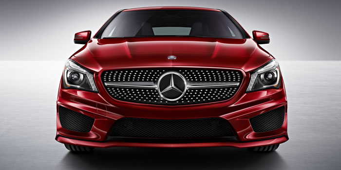 Cla class 4 door coupe turbocharged sports car mercedes - 2014 mercedes benz cla class cla250 coupe ...