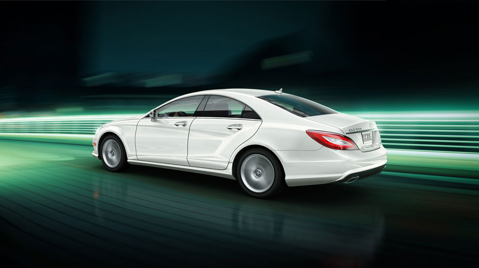 Mercedes Benz 2014 CLS CLASS COUPE GALLERY 003 GOE D