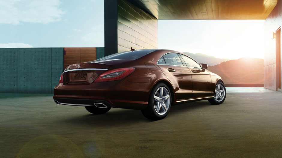 Mercedes Benz 2014 CLS CLASS COUPE GALLERY 004 GOE D