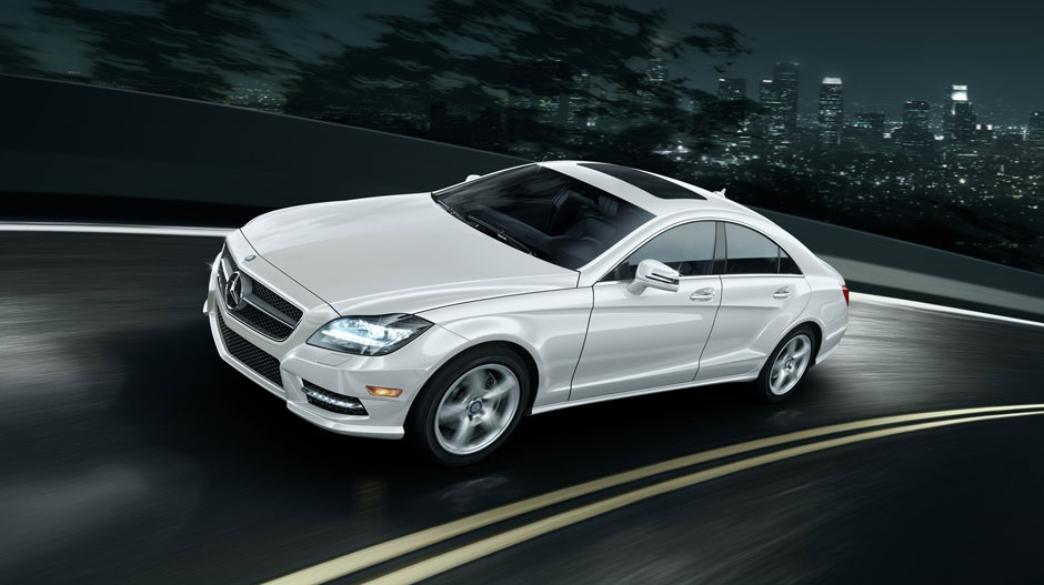 Mercedes Benz 2014 CLS CLASS COUPE GALLERY 005 GOE D