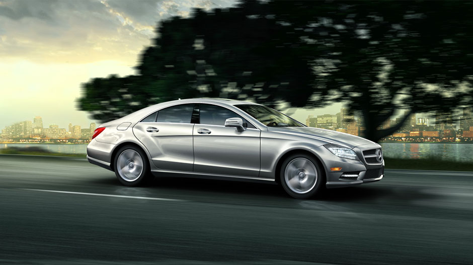 Mercedes Benz 2014 CLS CLASS COUPE GALLERY 007 GOE D