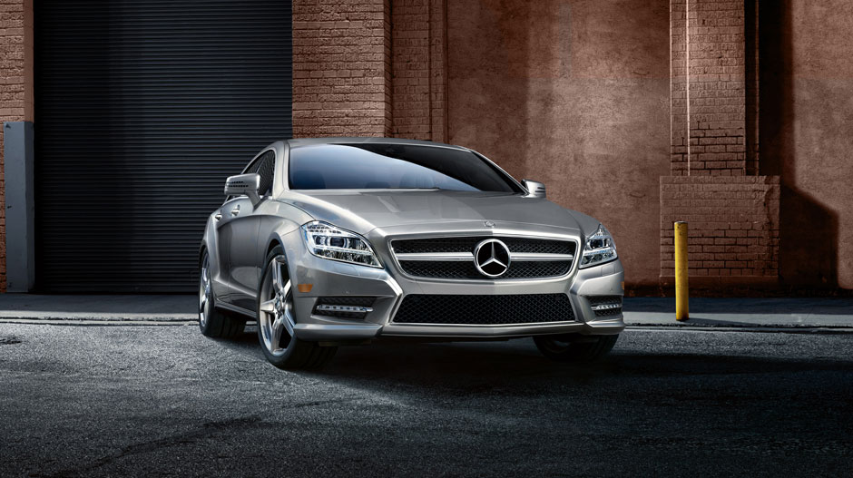Mercedes Benz 2014 CLS CLASS COUPE GALLERY 008 GOE D