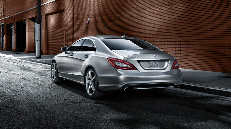 Mercedes Benz 2014 CLS CLASS COUPE GALLERY 009 GOE D