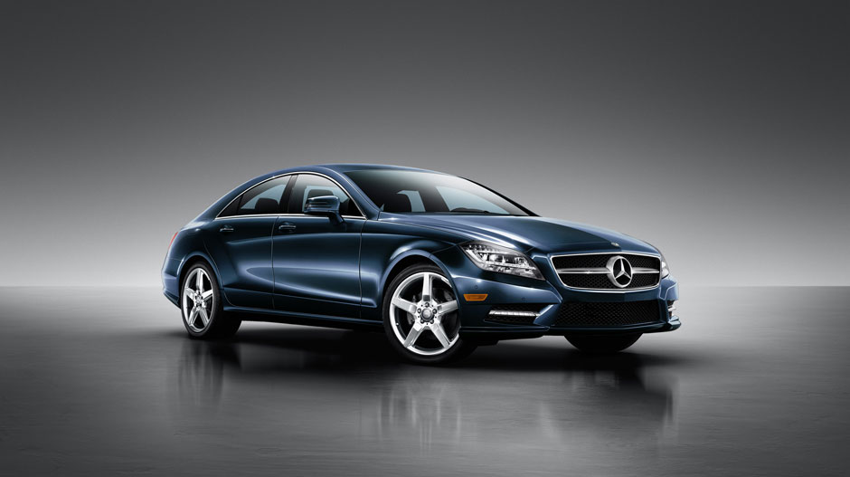 Mercedes Benz 2014 CLS CLASS COUPE GALLERY 010 GOE D