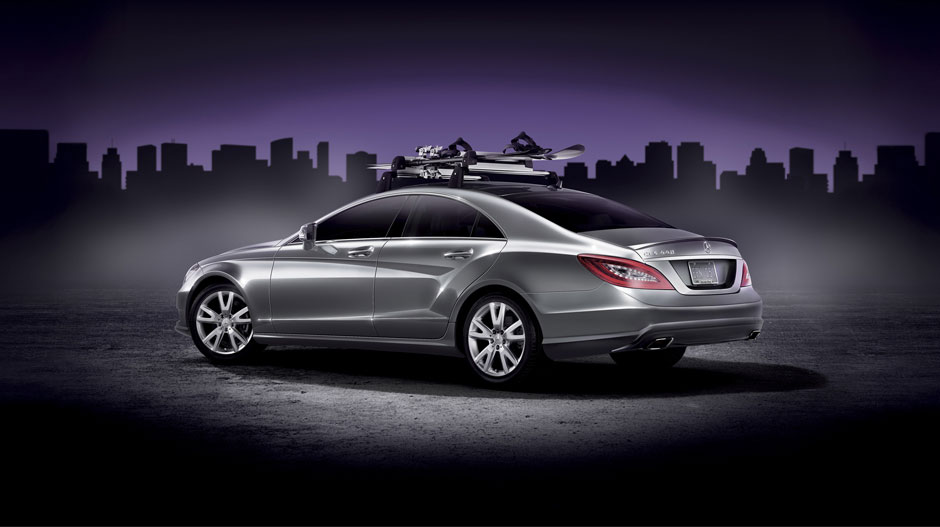 Mercedes Benz 2014 CLS CLASS COUPE GALLERY 024 GOE D