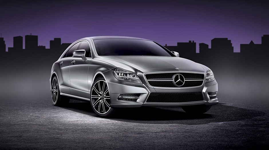 Mercedes Benz 2014 CLS CLASS COUPE GALLERY 025 GOE D