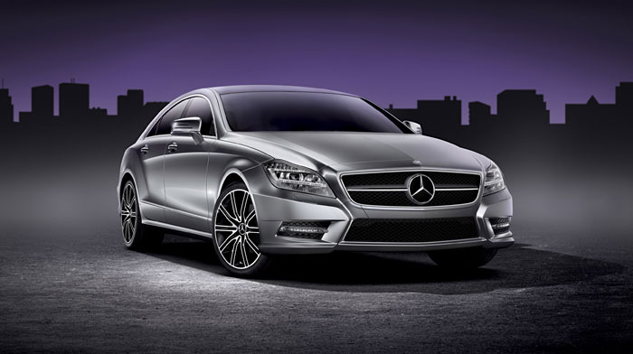 Genuine Mercedes-Benz Accessories for your CLS-Class.