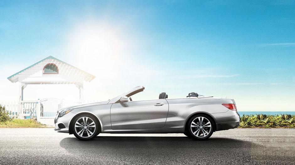Mercedes Benz 2014 E CLASS CABRIOLET GALLERY 001 GOE D