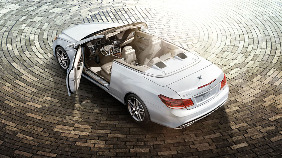 Mercedes Benz 2014 E CLASS CABRIOLET GALLERY 002 GOE D