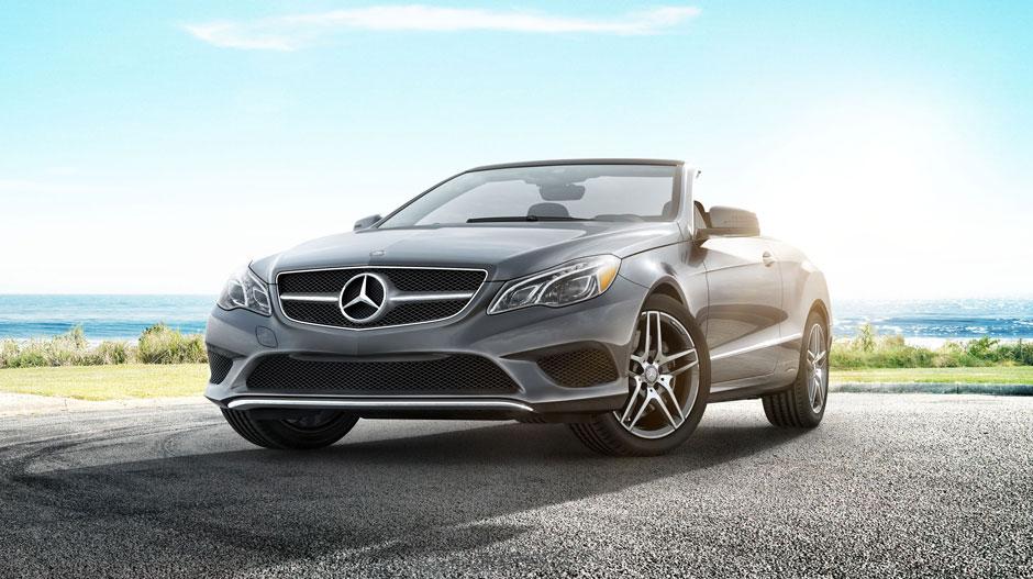 Mercedes Benz 2014 E CLASS CABRIOLET GALLERY 004 GOE D