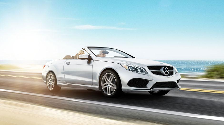 Mercedes Benz 2014 E CLASS CABRIOLET GALLERY 005 GOE D