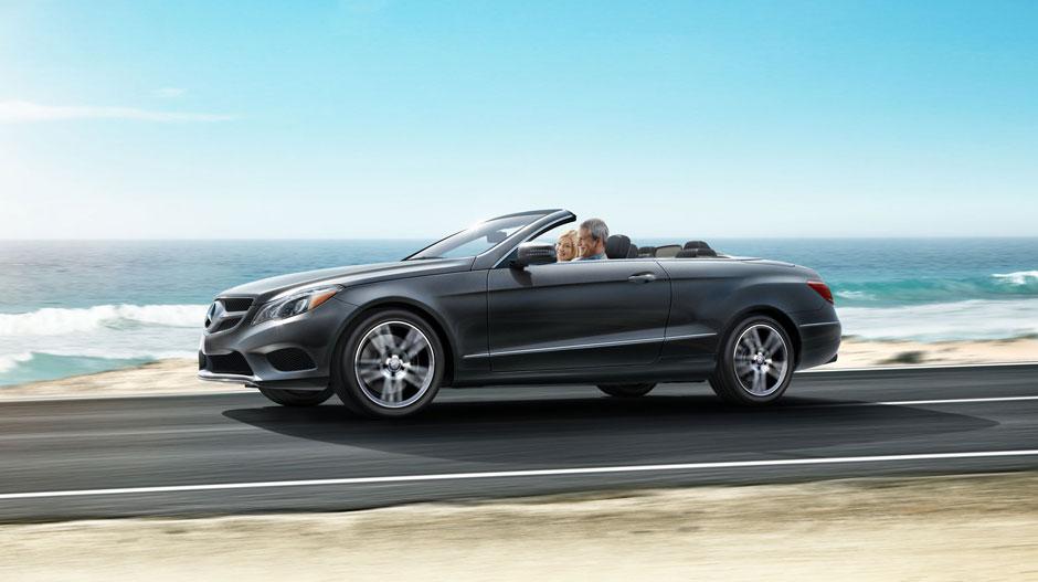 Mercedes Benz 2014 E CLASS CABRIOLET GALLERY 006 GOE D