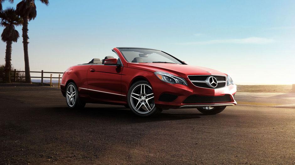 Mercedes Benz 2014 E CLASS CABRIOLET GALLERY 007 GOE D