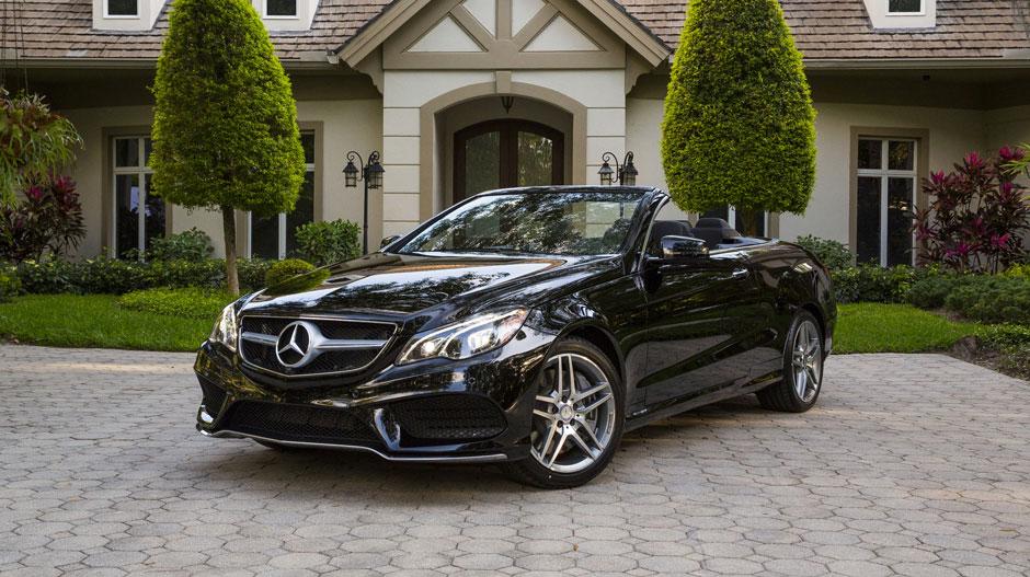 Mercedes Benz 2014 E CLASS CABRIOLET GALLERY 018 GOE D