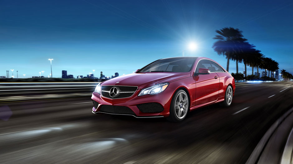 Mercedes Benz 2014 E CLASS COUPE GALLERY 005 GOE D