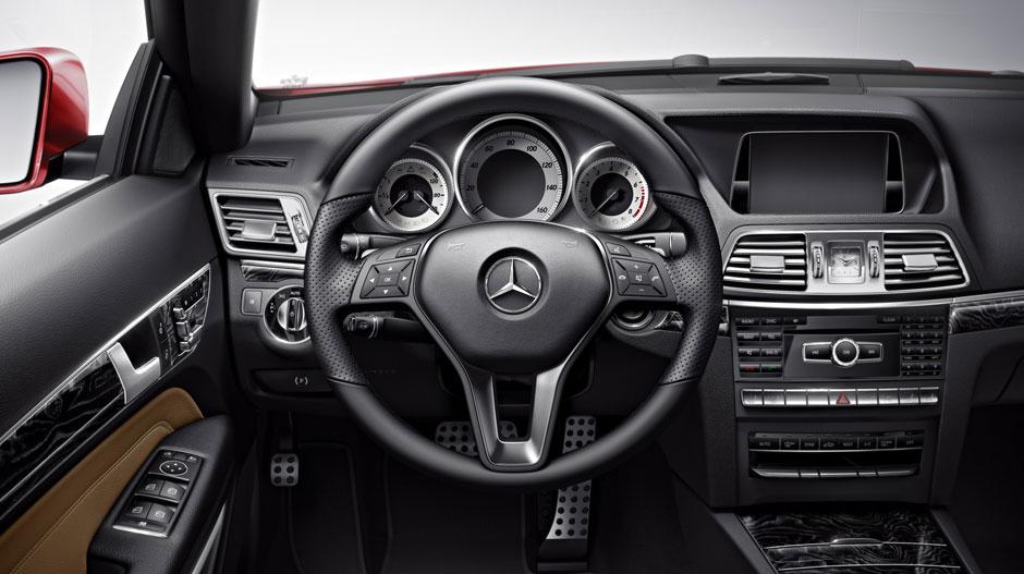 Mercedes Benz 2014 E CLASS COUPE GALLERY 007 GOI D