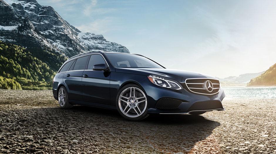 Mercedes Benz 2014 E CLASS WAGON GALLERY 001 GOE D