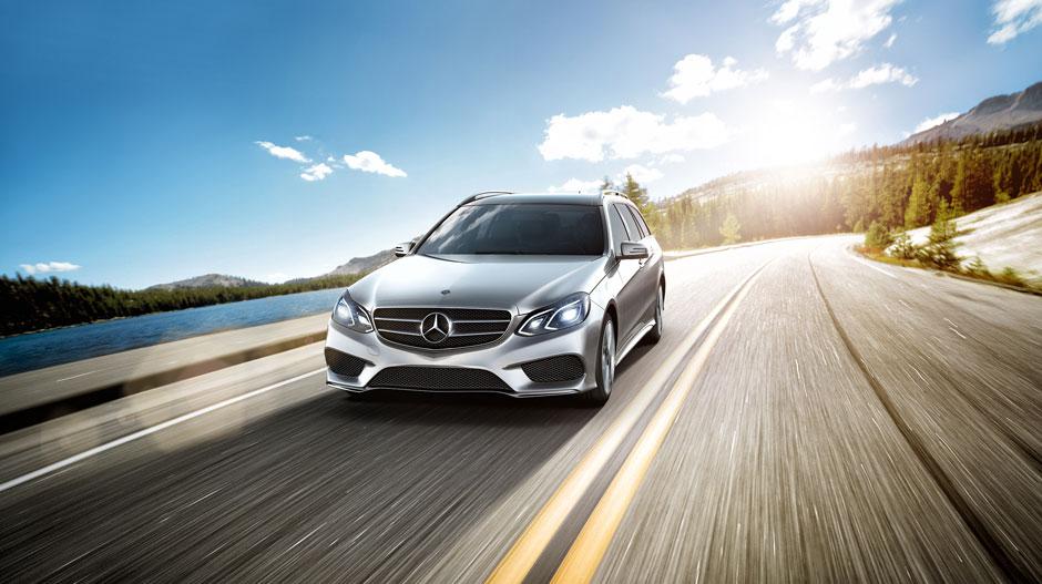 Mercedes Benz 2014 E CLASS WAGON GALLERY 002 GOE D