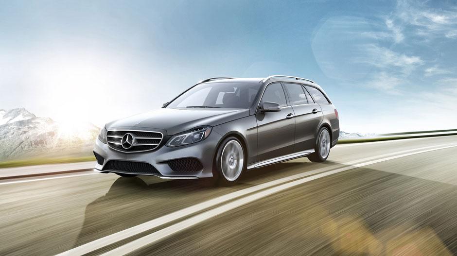 Mercedes Benz 2014 E CLASS WAGON GALLERY 004 GOE D