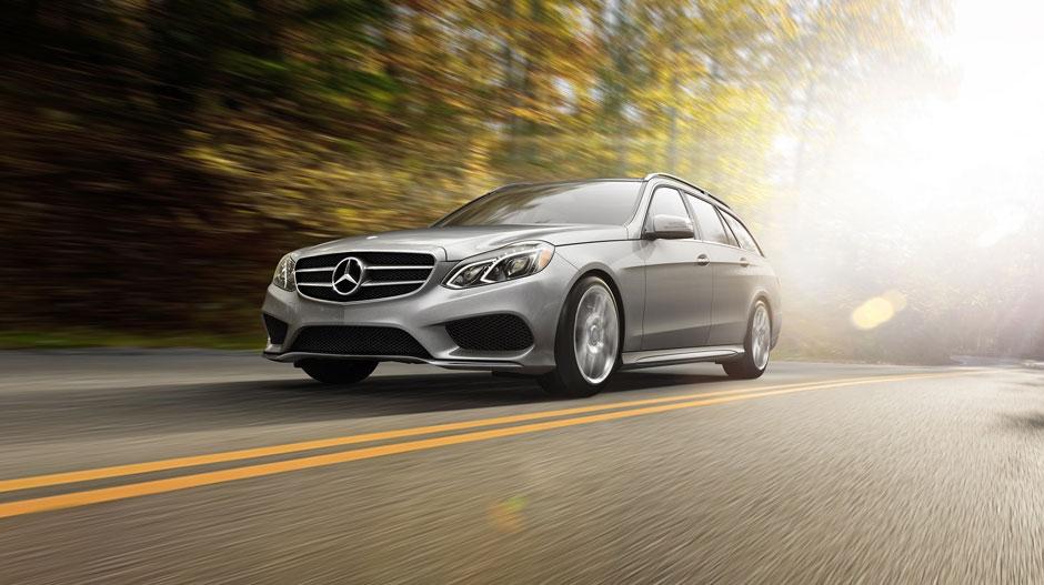 Mercedes Benz 2014 E CLASS WAGON GALLERY 005 GOE D