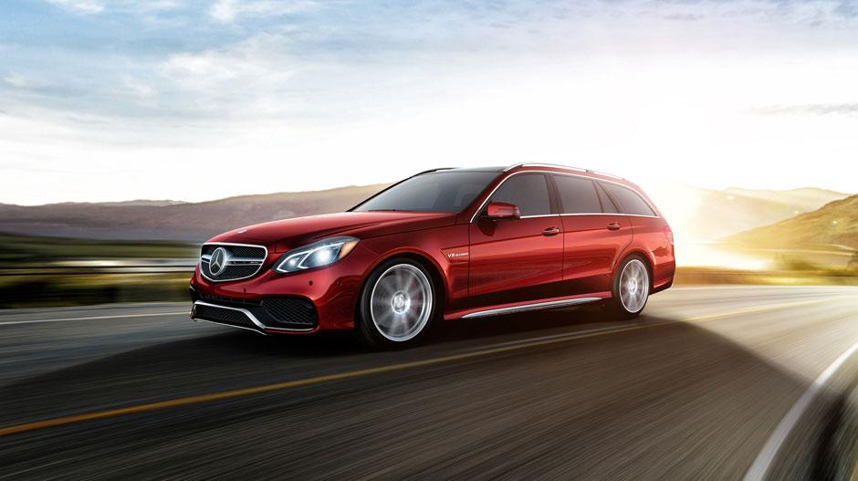 Mercedes Benz 2014 E CLASS WAGON GALLERY 007 GOE D