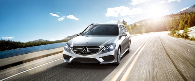 Mercedes Benz 2014 E CLASS WAGON CH02 T