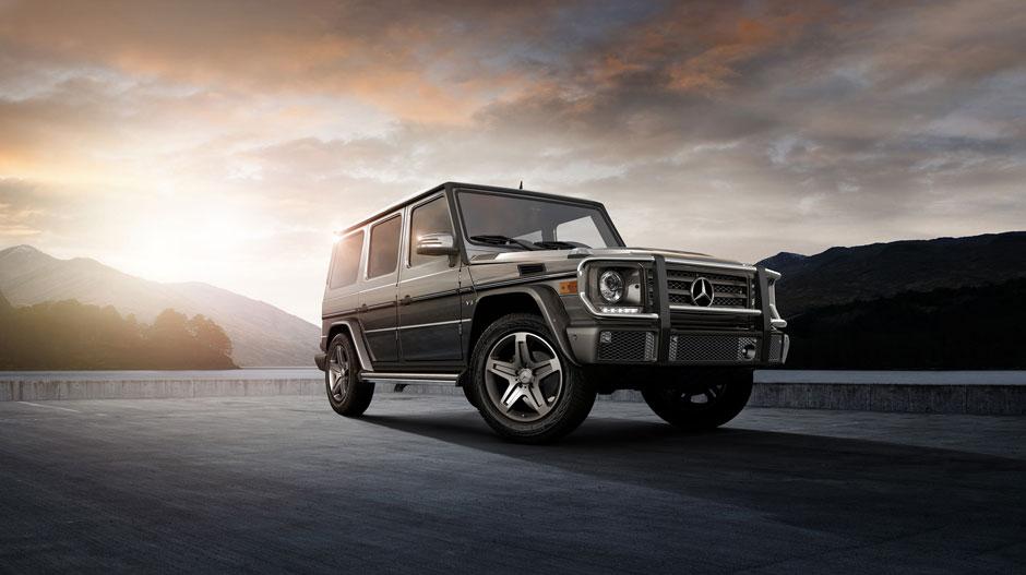 Mercedes Benz 2014 G CLASS SUV GALLERY 001 GOE D