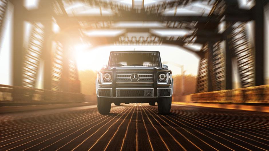 Mercedes Benz 2014 G CLASS SUV GALLERY 002 GOE D