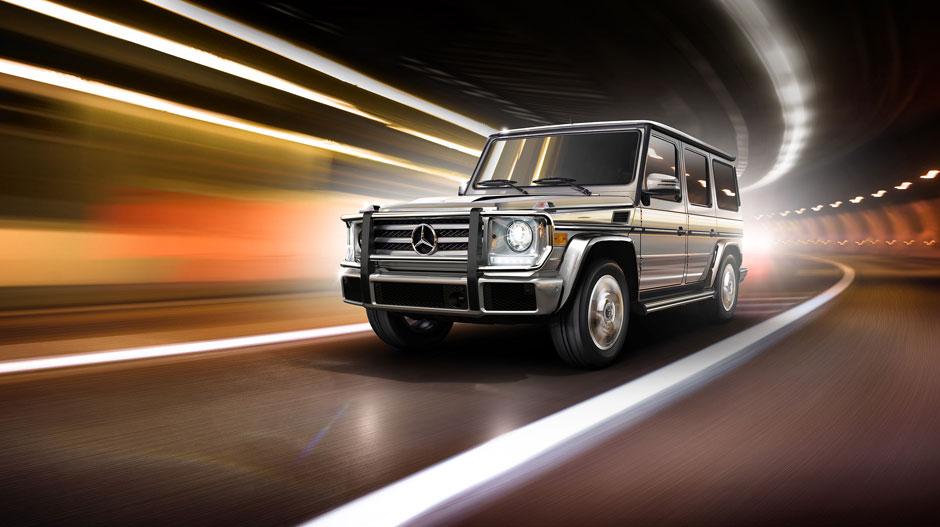 Mercedes Benz 2014 G CLASS SUV GALLERY 004 GOE D