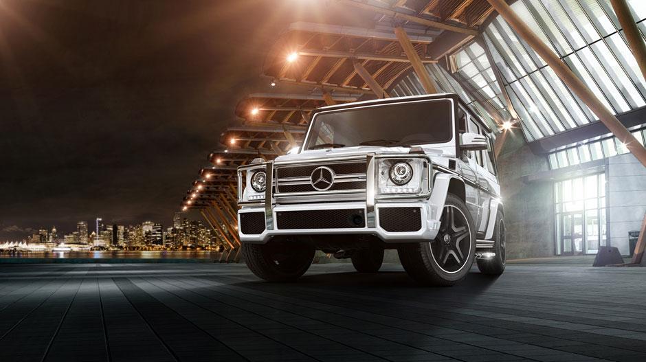 Mercedes Benz 2014 G CLASS SUV GALLERY 005 GOE D