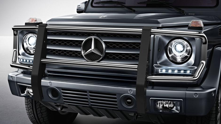 Mercedes Benz 2014 G CLASS SUV GALLERY 007 GOE D