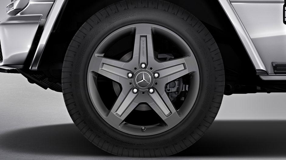 Mercedes Benz 2014 G CLASS SUV GALLERY 008 GOE D