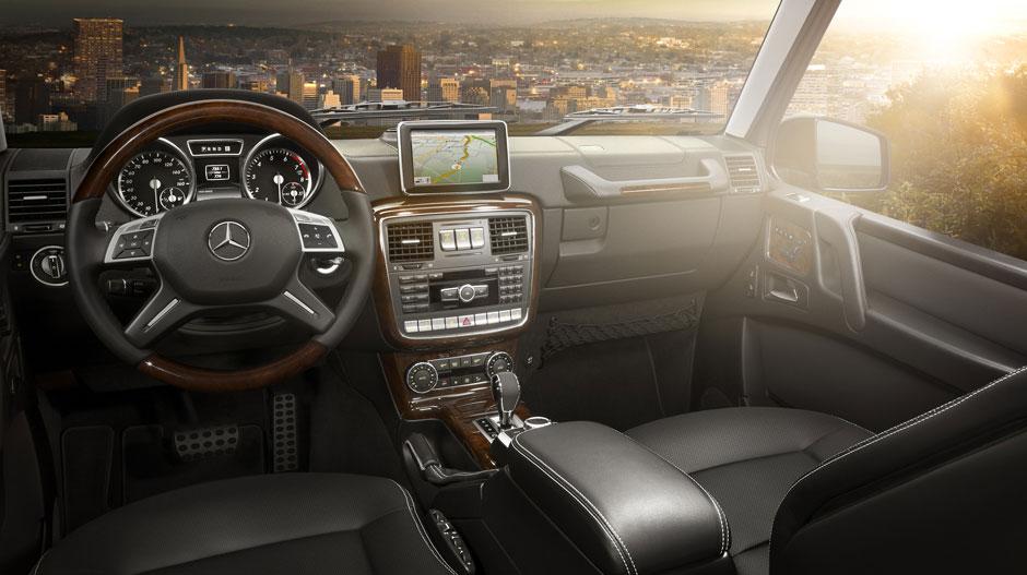 Mercedes Benz 2014 G CLASS SUV GALLERY 009 GOI D