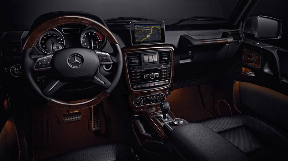 Mercedes Benz 2014 G CLASS SUV GALLERY 015 GOI D