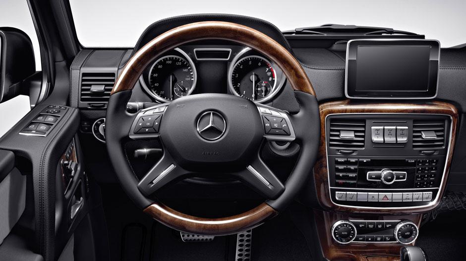 Mercedes Benz 2014 G CLASS SUV GALLERY 016 GOI D