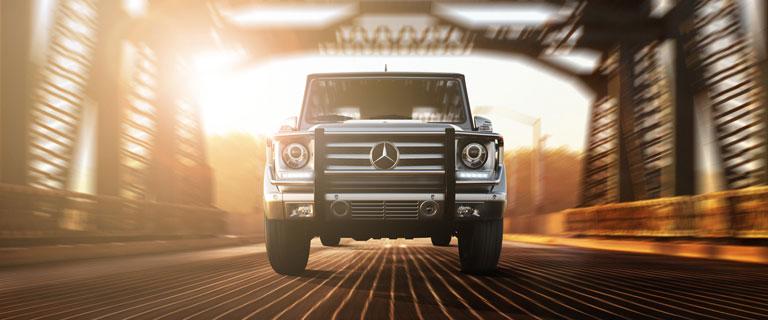 Mercedes Benz 2014 G CLASS SUV CH03 T