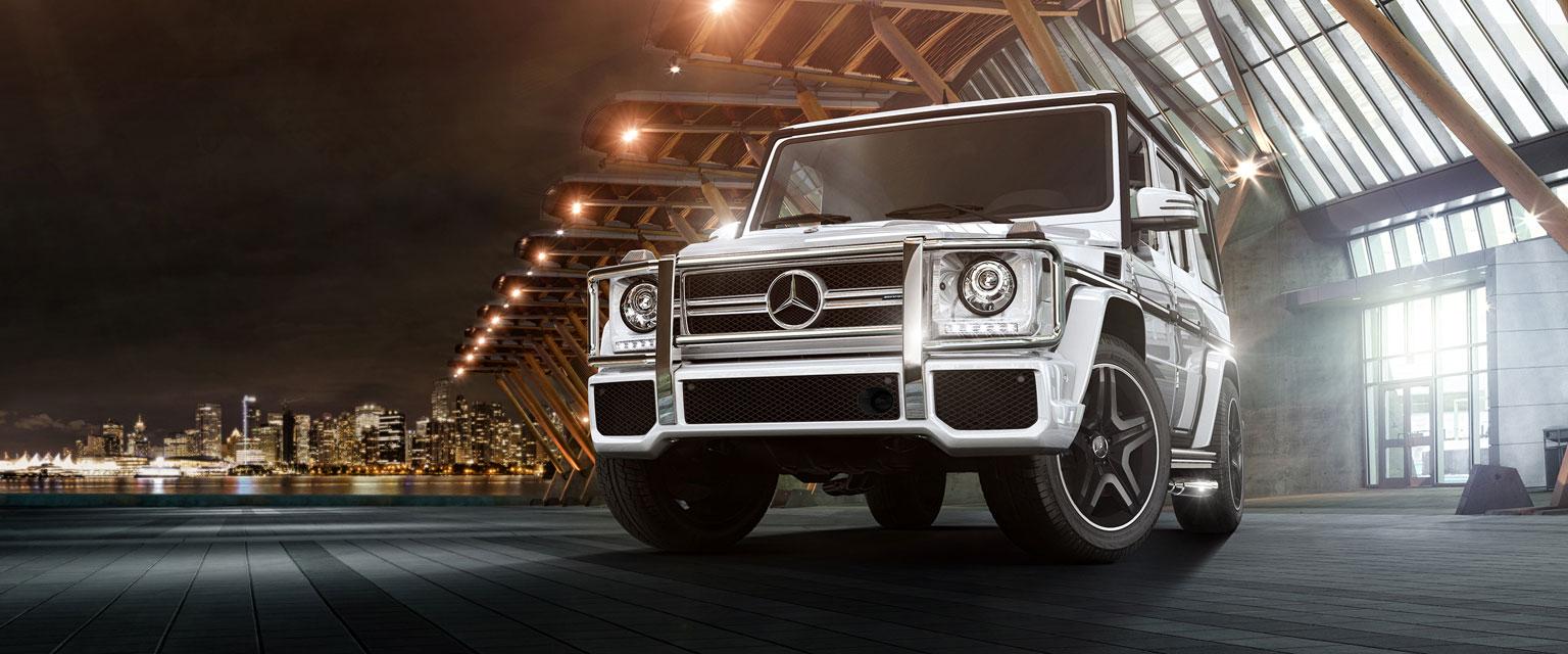 Mercedes Benz 2014 G CLASS SUV CH05 TR