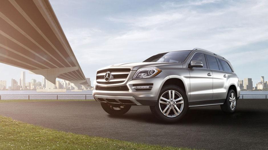 Mercedes Benz 2014 GL CLASS SUV GALLERY 004 GOE D