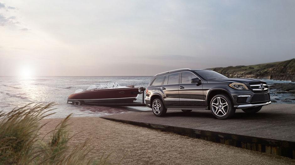 Mercedes Benz 2014 GL CLASS SUV GALLERY 006 GOE D