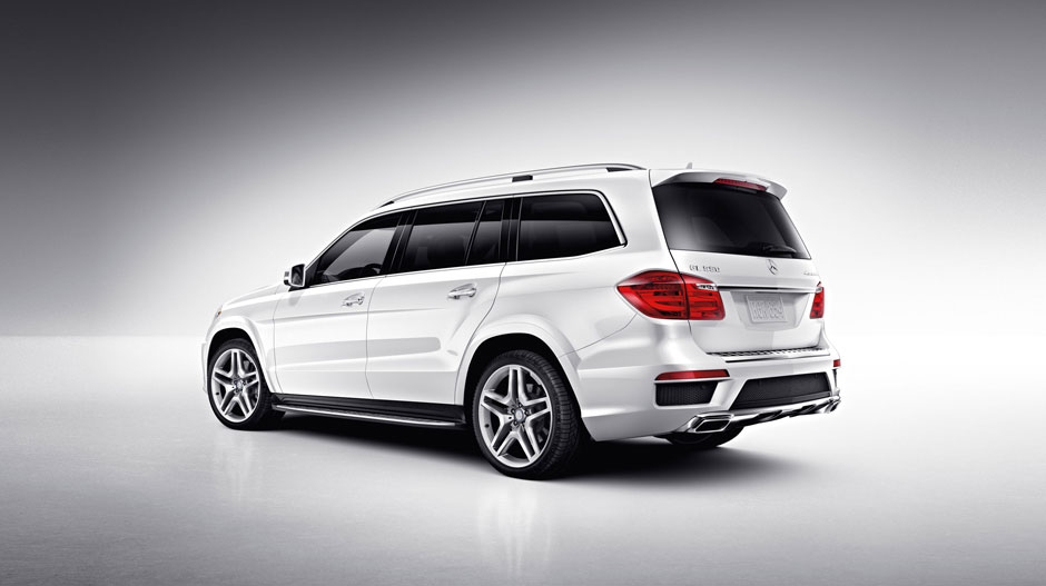 2015 Mercedes-Benz GL63 AMG Styles & Features Highlights