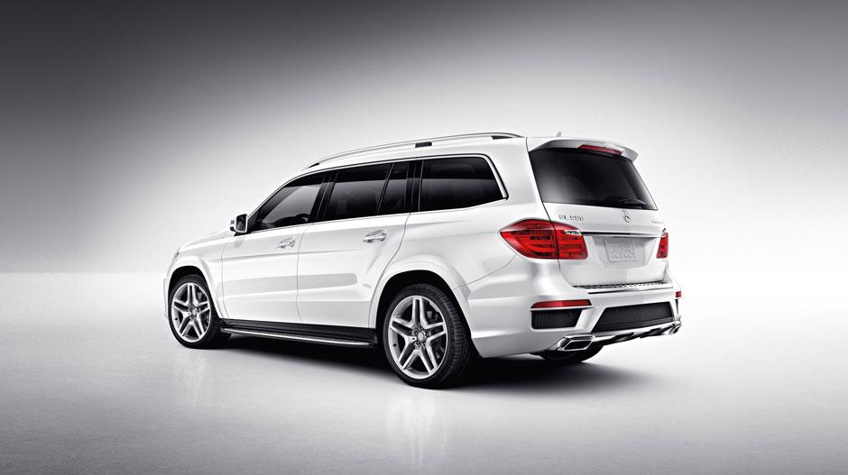 Mercedes Benz 2014 GL CLASS SUV GALLERY 009 GOE D