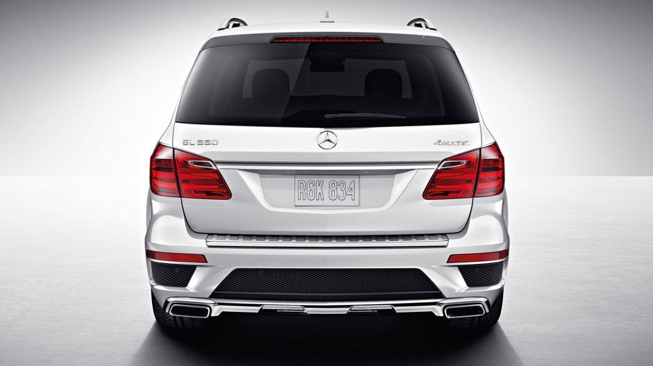 Mercedes Benz 2014 GL CLASS SUV GALLERY 010 GOE D