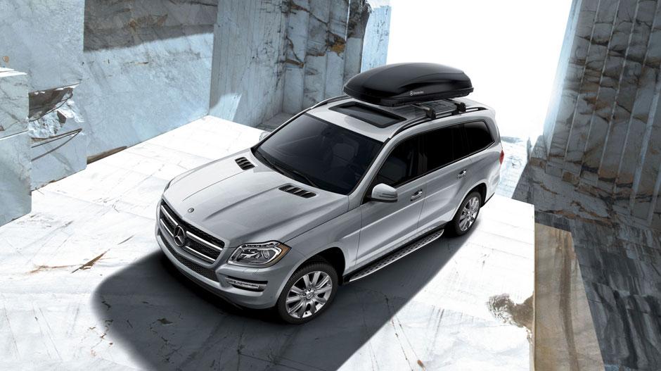 Mercedes Benz 2014 GL CLASS SUV GALLERY 035 GOE D