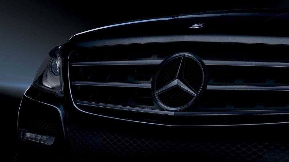 Mercedes Benz 2014 GL CLASS SUV GALLERY 036 GOE D