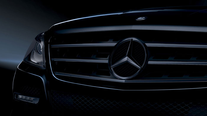 Presenting the Illuminated Star from Mercedes-Benz Accessories