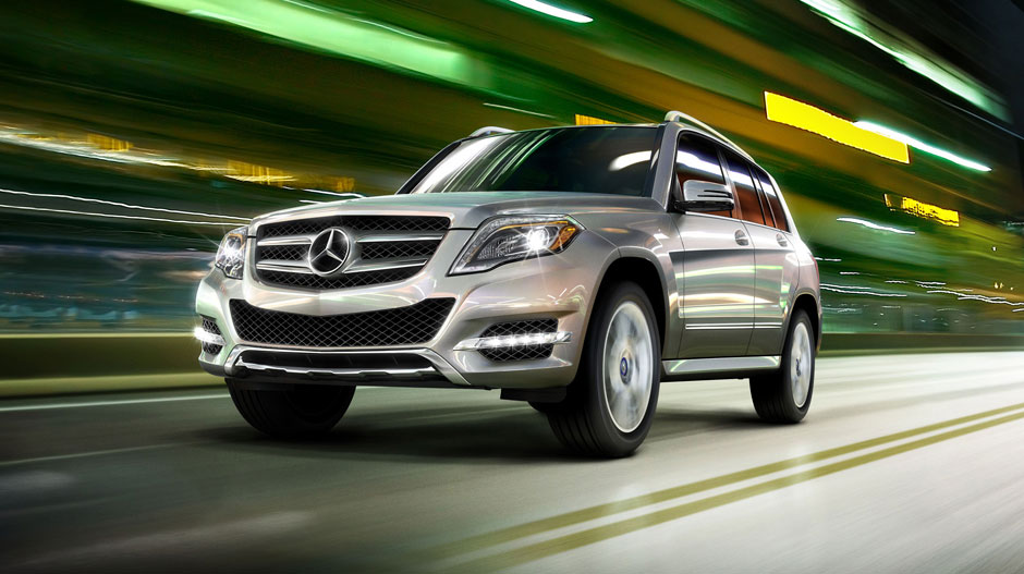 2015 Mercedes-Benz GLK350 Glam