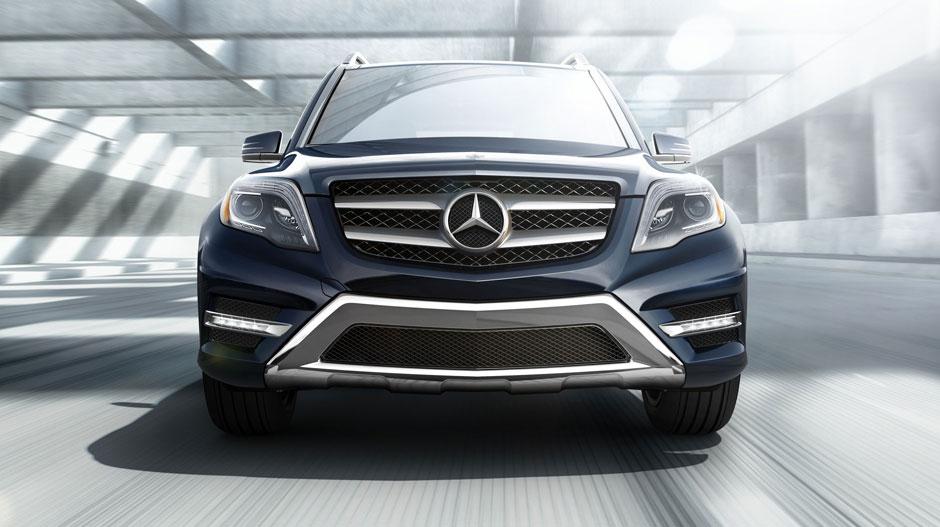 Mercedes Benz 2014 GLK CLASS SUV GALLERY 003 GOE D