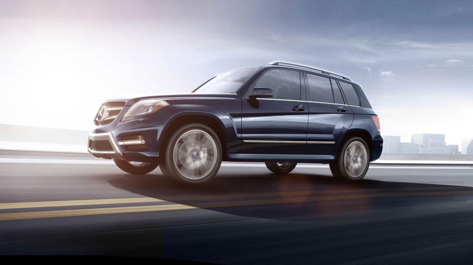 Mercedes Benz 2014 GLK CLASS SUV GALLERY 004 GOE D