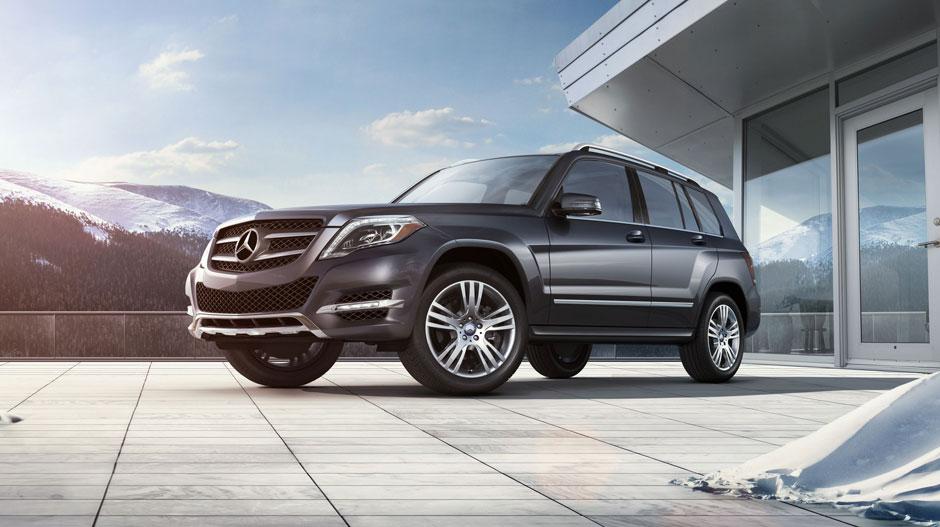 Mercedes Benz 2014 GLK CLASS SUV GALLERY 006 GOE D